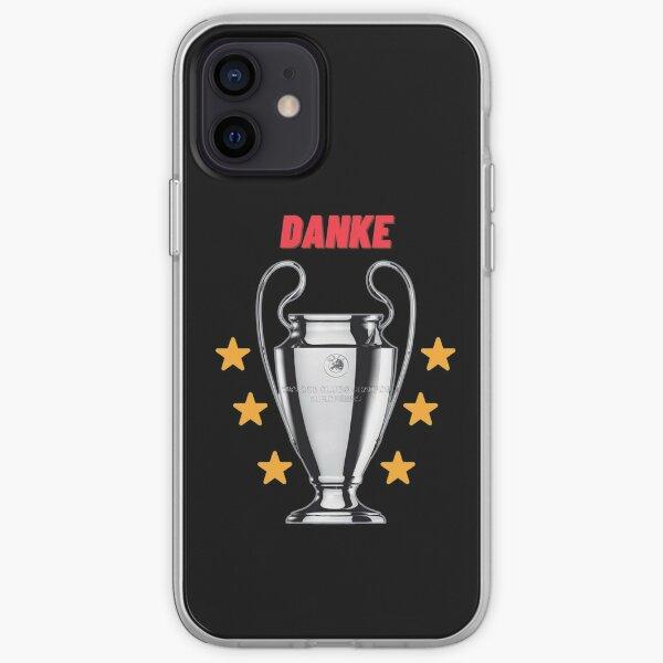 FC Bayern Munich Fans iPhone Soft Case
