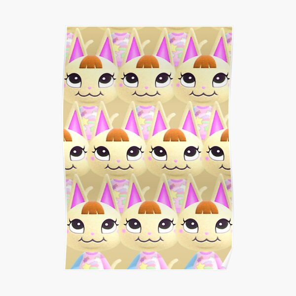 Animal Crossing Merry Posters Redbubble
