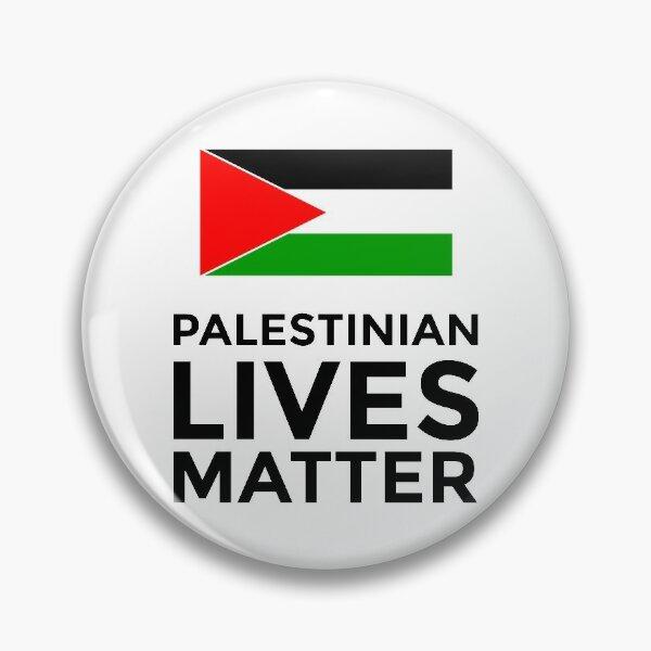 Islam - Free Palestine 8 Pin