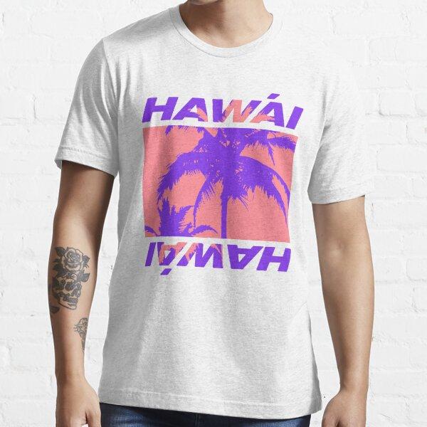 CAMISETA MALUMA HAWAI Camiseta esencial