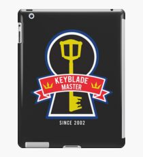 Keyblade Master iPad Case/Skin