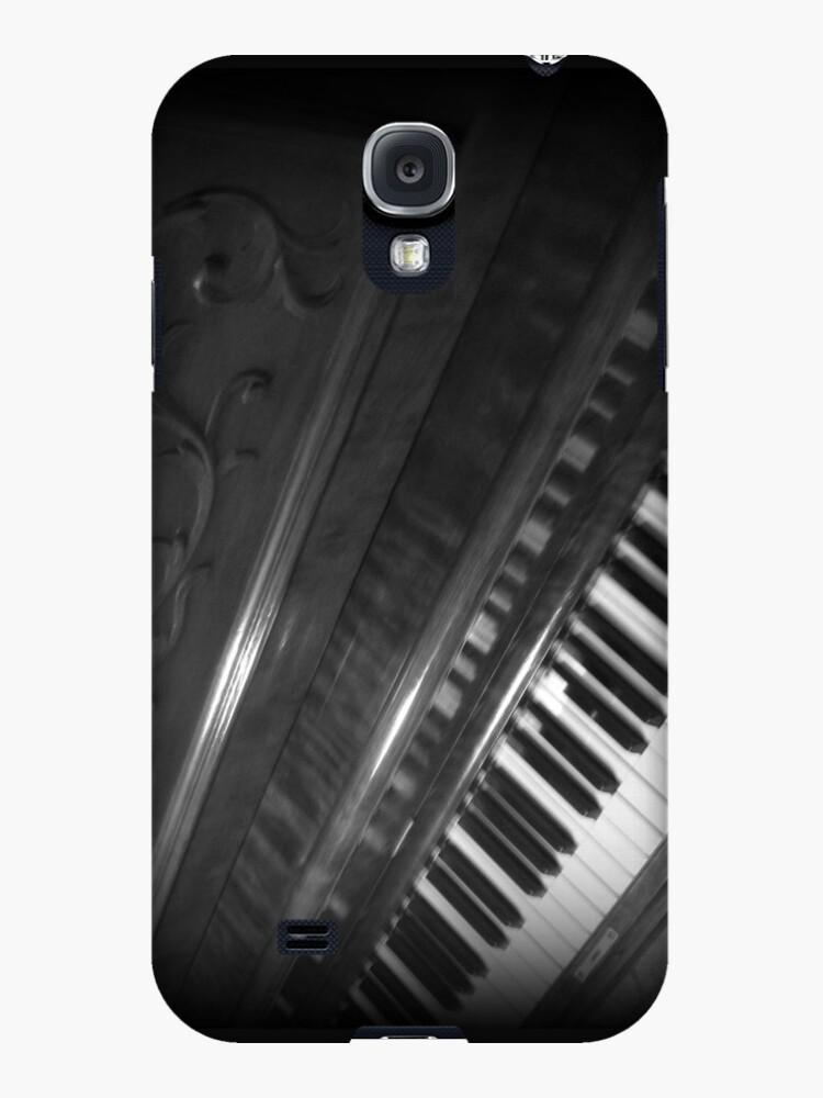 Old Piano by Moonpebble