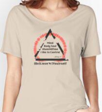 illumiNOTme T-Shirt Design Women's Relaxed Fit T-Shirt