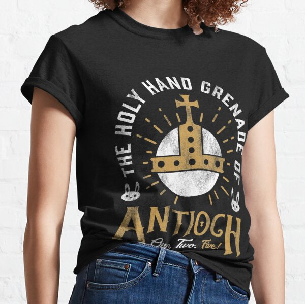 Holy Hand Grenade of Antioch Classic T-Shirt