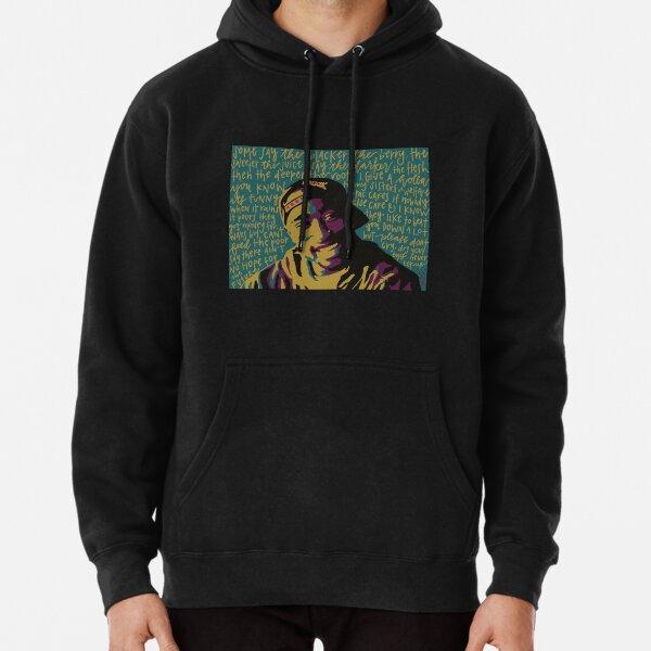 Tupac. Pullover Hoodie