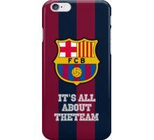 Fc Barcelona cover iPhone Case/Skin