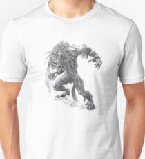 Shade - undead werewolf Unisex T-Shirt