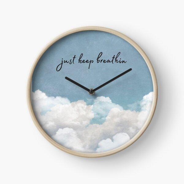 breathin lyrics ariana grande Clock
