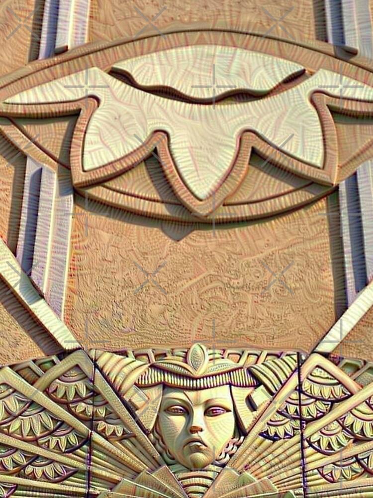 Angels & Art Deco-Main Street-Evansville Indiana by Matlgirl