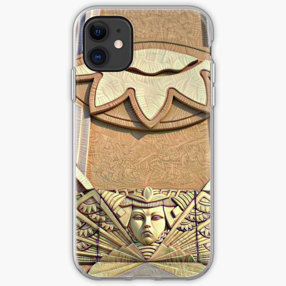 Angels & Art Deco-Main Street-Evansville Indiana iPhone Case & Cover