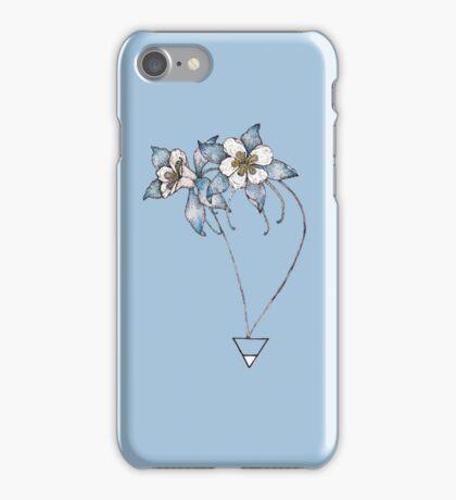 Earth Columbine iPhone Case/Skin