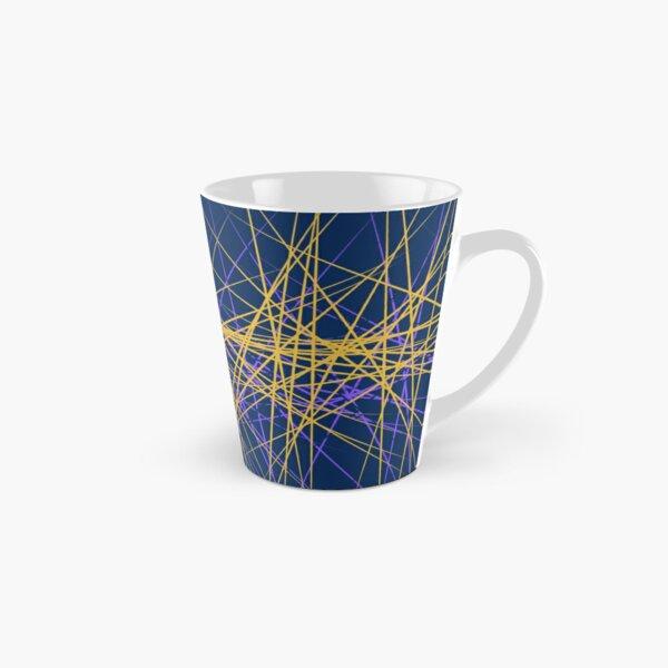 Spiny Golden Glow Purple Tall Mug