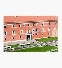 Warsaw Royal Castle. Photographic Print