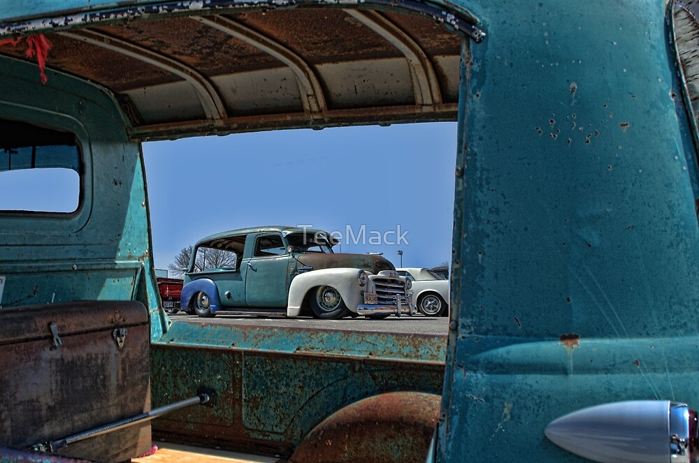 1948 GMC Canopy Express by TeeMack