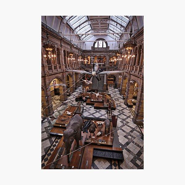 Kelvingrove Art Museum & Gallery Photographic Print