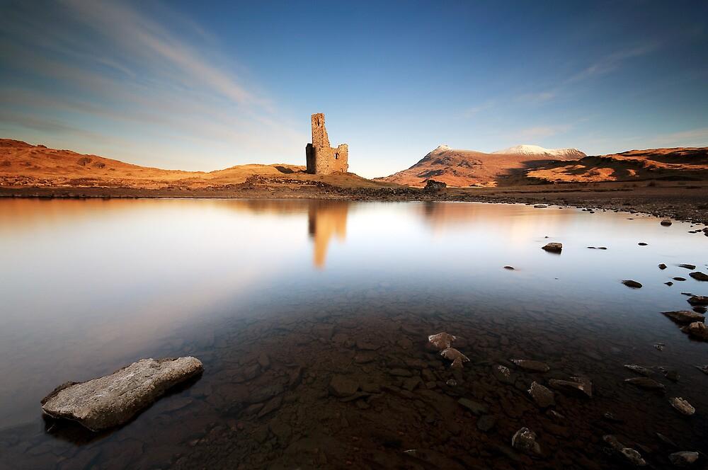Ardvreck Castle by Grant Glendinning