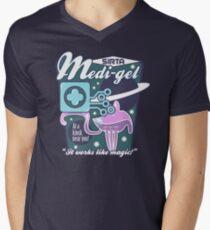 Medi-gel Advertisement Men's V-Neck T-Shirt
