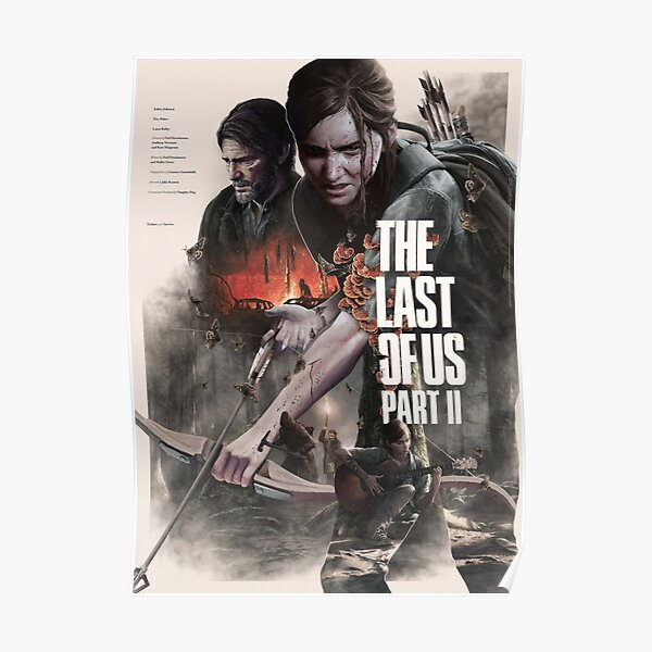 Póster The Last of Us: Part II Póster