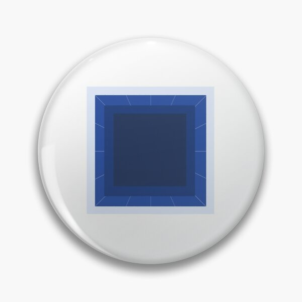 Aware of a blue square Pin