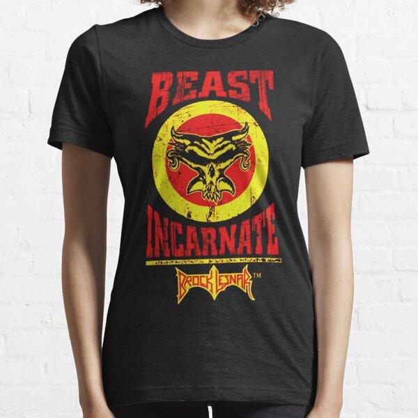 Brock The Beast Incarnate Lesnar Essential T-Shirt