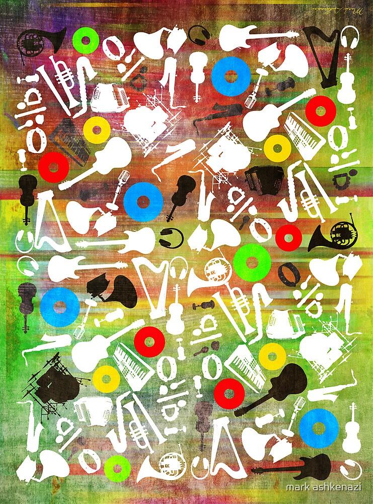 all abut music  by mark ashkenazi