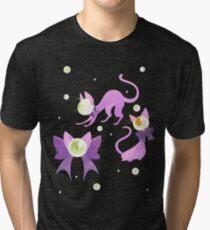 Spectacat. Tri-blend T-Shirt