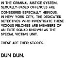 Law & Order: Special Victims Unit by hellafandom