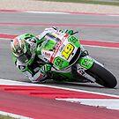 Alvaro Bautista at Circuit Of The Americas 2014 by corsefoto