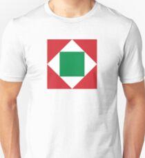 Flag of the Italian Republic (Napoleonic), 1802-1805 T-Shirt