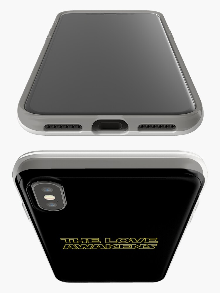 Alternate view of The Love Awakens iPhone Case & Cover