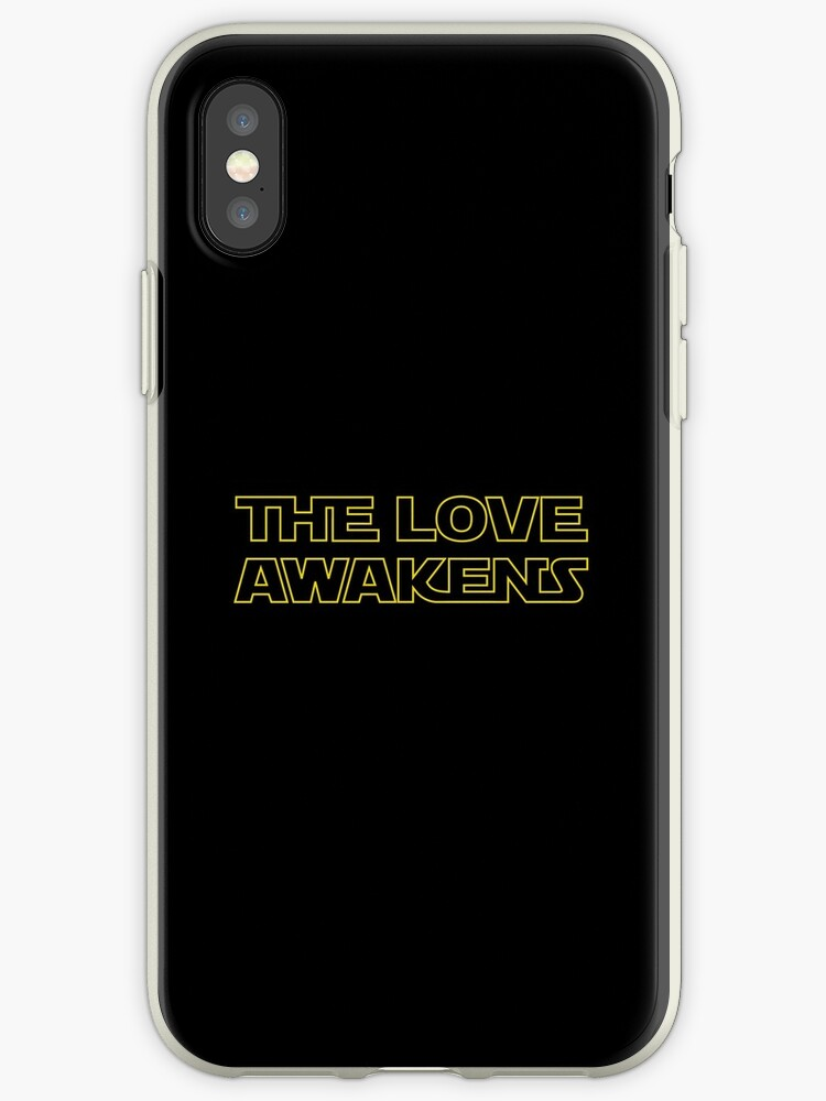 The Love Awakens by GrybDesigns