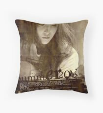 BoA (Only One) Throw Pillow