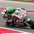 Mike Di Meglio at Circuit Of The Americas 2014 by corsefoto