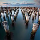 Princes Pier by Travis Easton