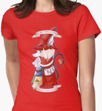 Freya Crescent Womens Fitted T-Shirt