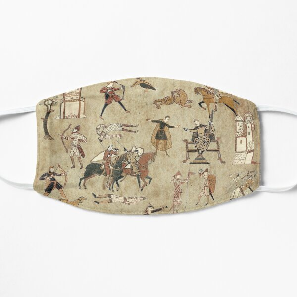 Normandy 1066 Flat Mask