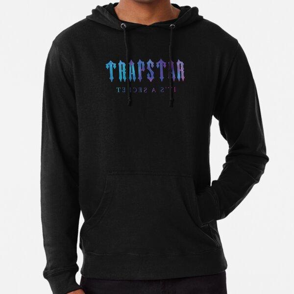 Trapstar Logo Design Lightweight Hoodie