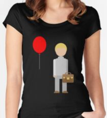 Red Balloon Women's Fitted Scoop T-Shirt