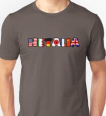 WORLD HETALIA FLAGS T-Shirt