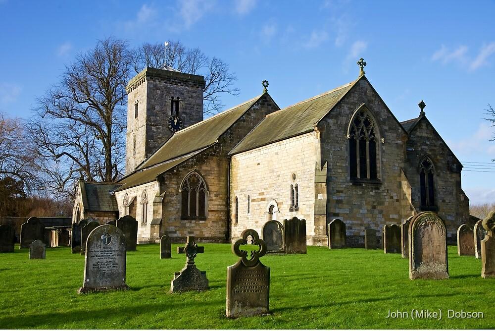 Village Church by John (Mike)  Dobson