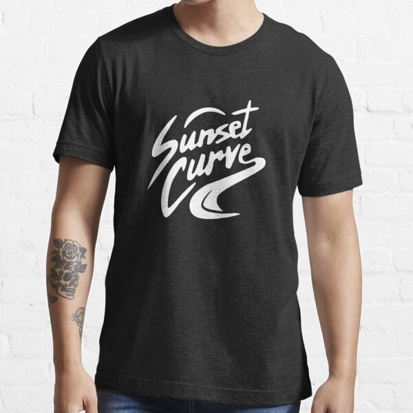 sunset curve logo Essential T-Shirt