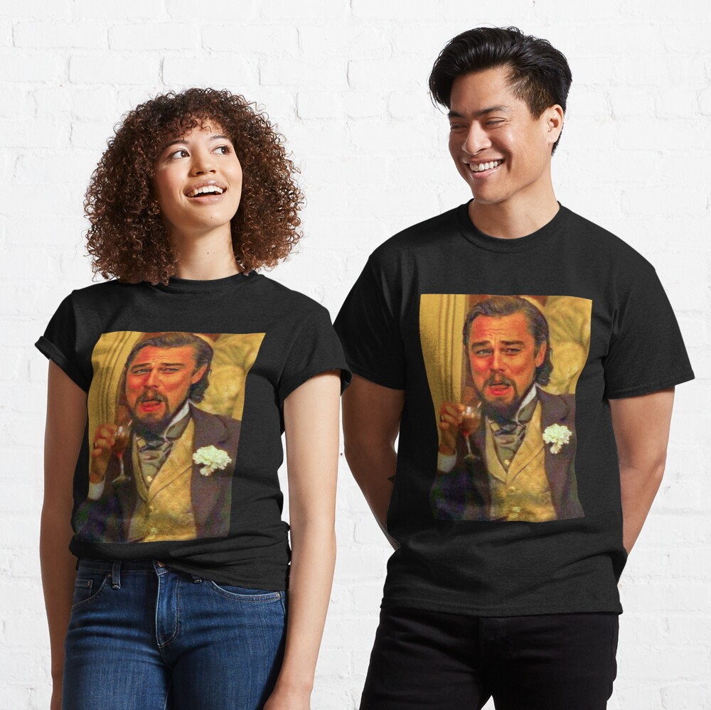 Funny leonardo dicaprio Classic T-Shirt