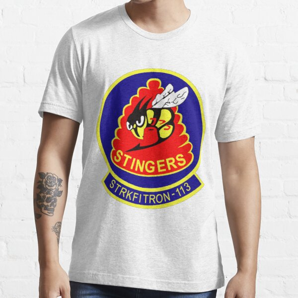 VFA-113 Stingers Patch Essential T-Shirt