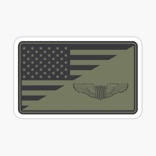US Air Force Aufnäher United States Army oliv Patch USA Armee 108