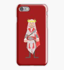 Ezio flower crown iPhone Case/Skin