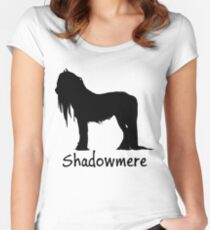 Shadowmere Women's Fitted Scoop T-Shirt