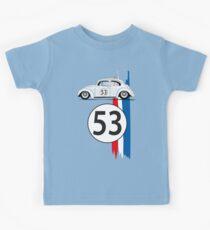 VW Beetle Herbie Kids Clothes