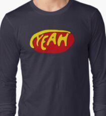 yeah scrubs Long Sleeve T-Shirt