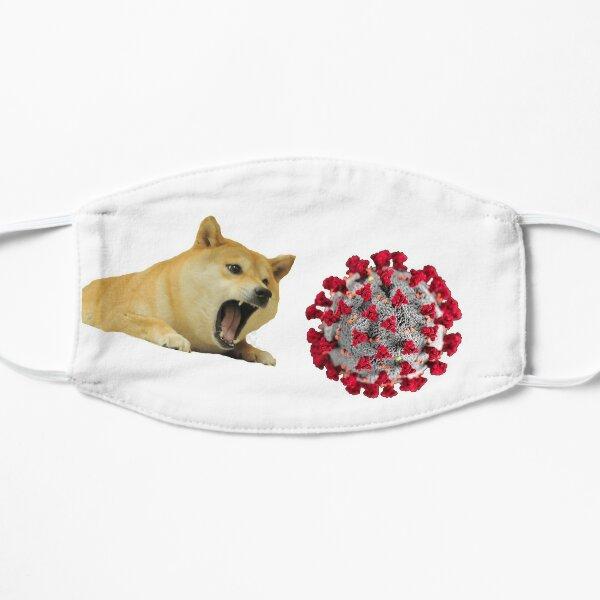 Angry doge virums Mask