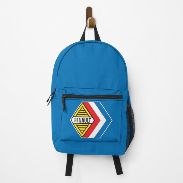 Renault Sport emblem - Formule Renault, Gordini - Small format T shirt print Backpack
